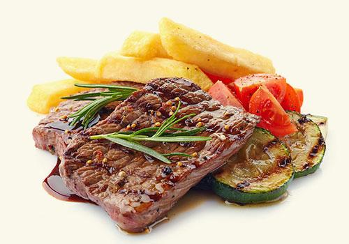Leckere gutbürgerliche Küche mit saisonalen und regionalen Produkten