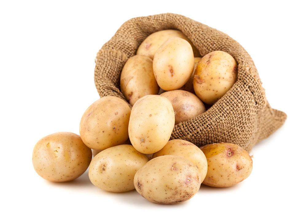 Kartoffeln aus Stretense